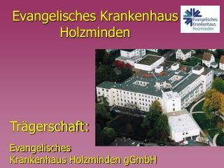Evangelisches Krankenhaus Holzminden