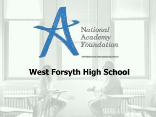 West Forsyth High S chool