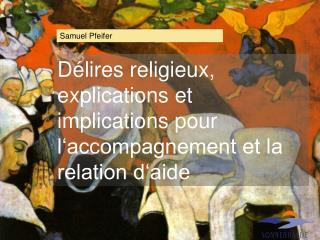 """Gauguin: """"Vision in der Predigt"""""""