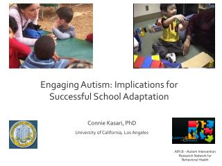 Engaging Autism: Implications for Successful School Adaptation