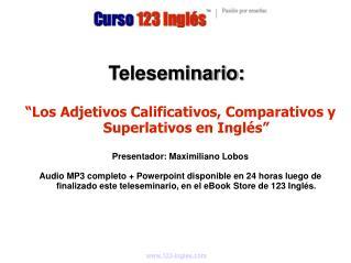 Teleseminario: