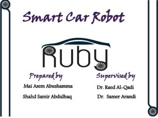 Smart Car Robot