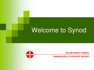 Welcome to Synod