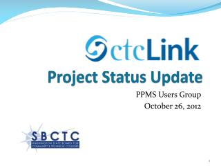 Project Status Update