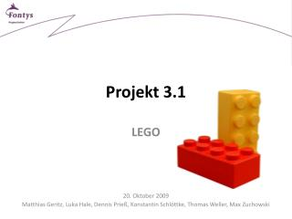 Projekt 3.1