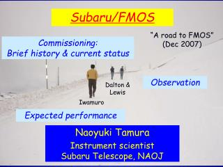 Subaru/FMOS