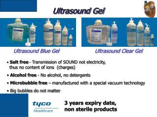 Ultrasound Gel