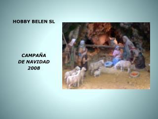 HOBBY BELEN SL