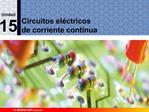 Circuitos el ctricos de corriente continua