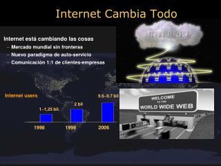 Internet Cambia Todo