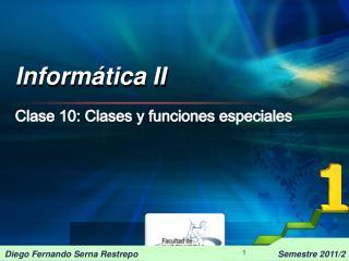 Inform�tica II