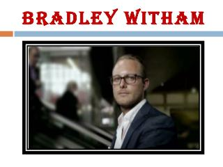 Bradley Witham - Java Application Developer