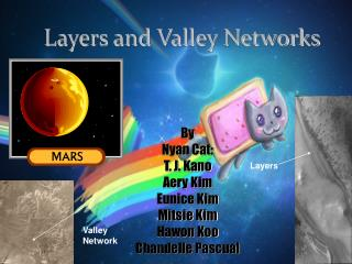 Layers and Valley Networks