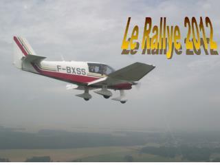 Le Rallye 2012