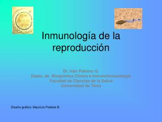 Inmunolog�a de la reproducci�n
