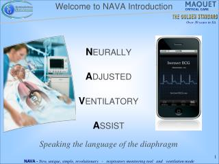 Welcome to NAVA Introduction