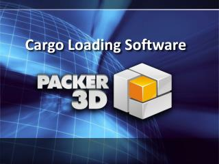 Cargo Loading Software