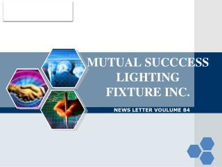 MUTUAL SUCCCESS LIGHTING  FIXTURE INC.