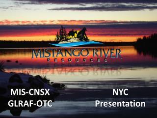 MIS-CNSX GL ra F -OTC