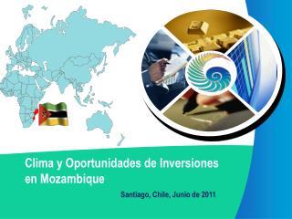 Clima y Oportunidades de Inversiones en Mozambique
