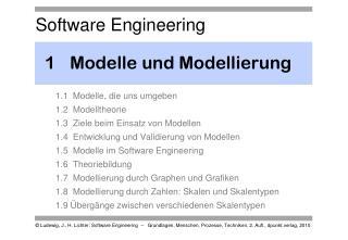 1Modelle und Modellierung