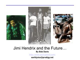 Jimi Hendrix and the Future