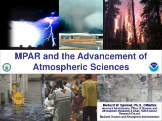 MPAR and the Advancement of Atmospheric Sciences