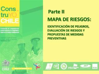 MAPA DE RIESGOS: