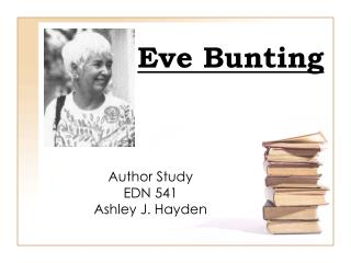 Eve Bunting