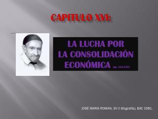 CAPITULO XVI: