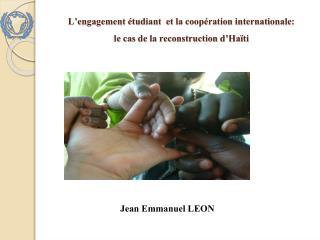 Jean Emmanuel LEON