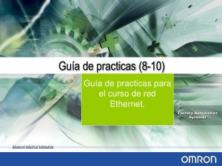 Guía de practicas (8-10)