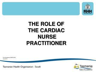 Tasmanian Health Organisation - South