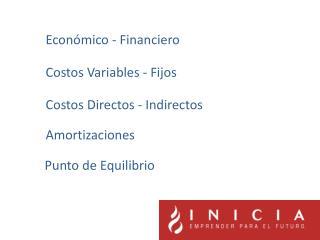 Econ�mico - Financiero