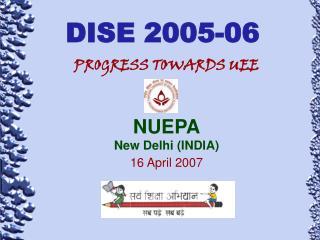 DISE 2005-06