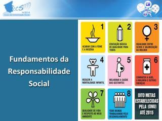 Fundamentos da Responsabilidade Social