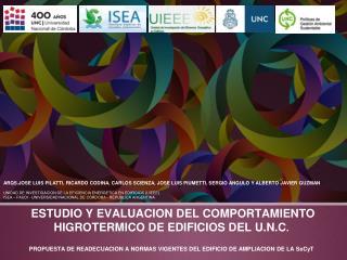 UNIDAD  DE INVESTIGACION DE LA EFICIENCIA ENERGETICA EN EDIFICIOS (UIEEE)