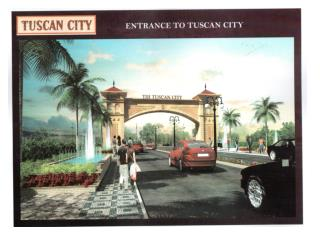 Tdi Tuscan City Aadi Properties