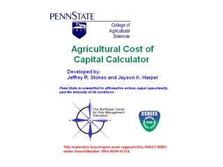 Understanding the cost of capital