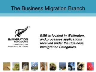 The Business Migration Branch