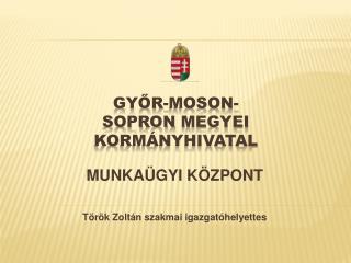 Győr-moson-sopron  megyei kormányhivatal