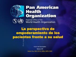 La perspectiva de empoderamiento de los pacientes frente a su salud