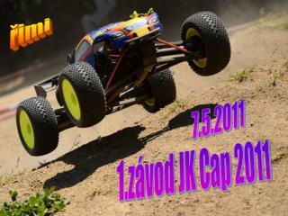 1.závod JK Cap 2011