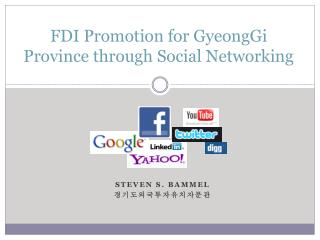 FDI Promotion for GyeongGi  Province through Social Networking