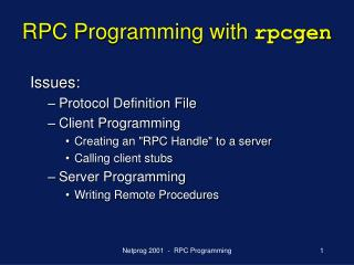 programming definition