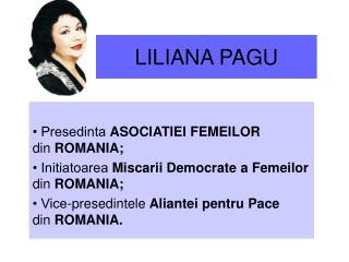 LILIANA PAGU