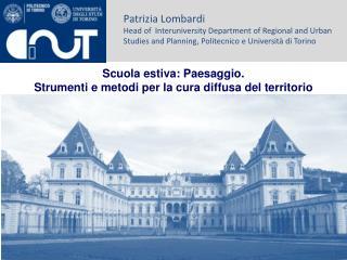 Patrizia Lombardi