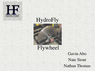 HydroFly  Flywheel