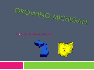 Growing Michigan