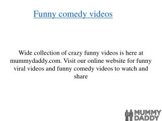 funny comedy videos